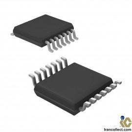 آی سی DAC مبدل آنالوگ به دیجیتال 8 بیتی مدل TLV5627IPW